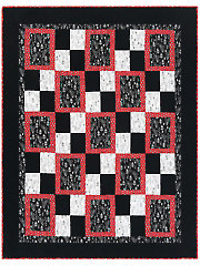 Two's Company Quilt Pattern