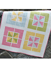 Walking on Sunshine Quilt Pattern