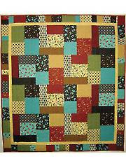 Four by Four Quilt Pattern