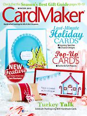 CardMaker Winter 2013