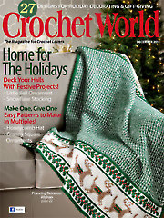 Crochet World December 2013