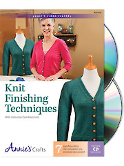 Knit Finishing Techniques Class DVD