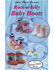 Rock-a-Billy Baby Boots