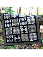 Shuffle Quilt Pattern