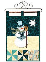 January Wall Hanging Pattern
