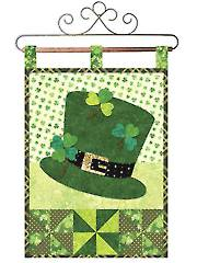 March Wall Hanging Pattern