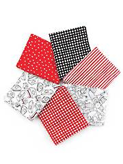 Nifty Nurses Fat Quarters - 6/pkg.