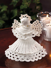 Angelic Angel Crochet Pattern