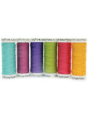 Sulky� Cotton Petites Brights 12 wt. - 6/pkg.