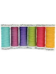 Sulky� Cotton Petites Brights 12 wt. - 6/pkg.