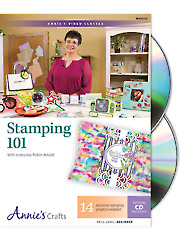 Stamping 101 Class DVD