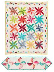 A Spin On Things Quilt Pattern