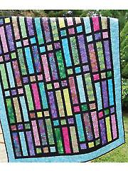Gateway to Paradise Quilt Pattern