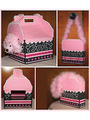 My Little Pet Carrier & Purse