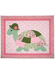 Myrtle Turtle Quilt Pattern