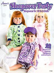 Sleepover Party - Sleepwear for 18-Inch Dolls