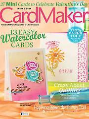 CardMaker Spring 2014