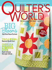 Quilter's World Spring 2014