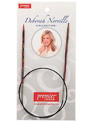 "Deborah Norville 24"" Fixed Circulars"