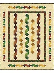 Party Streamers Quilt Pattern