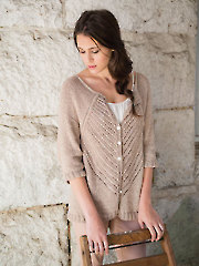 Camber Cardigan Knit Pattern