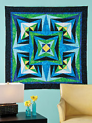 Four Point Compass Quilt Fabric Pack