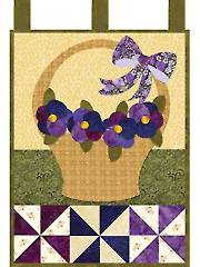 May Wall Hanging Pattern