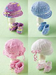 Baby Hats & Booties