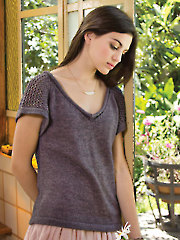 Stowe Tee Knit Pattern