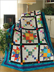 Playful Pathways Quilt Pattern