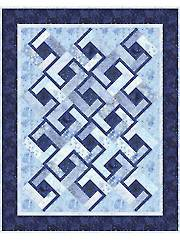 Monkey Bars Quilt Pattern