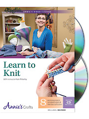 Learn to Knit Class DVD