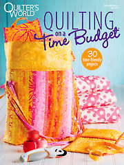 Quilting on a Time Budget
