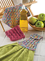 Handy Hostess Set Knit Pattern