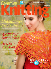 Creative Knitting Summer 2014