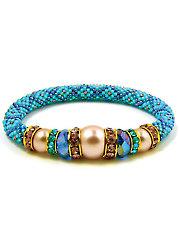 Lavender Blue Bracelet Kit