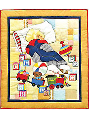 Sleepy Time Quilt Pattern