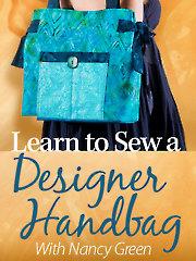 Learn to Sew a Designer Handbag