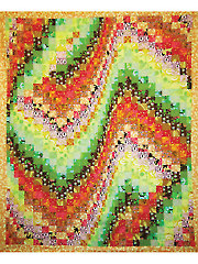 Fractal Harmony Quilt Pattern