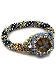 Fern Crochet Bracelet Kit