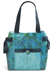Designer Handbag Emerald Lagoon Fabric Pack