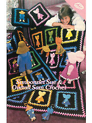 Sunbonnet Sue & Overall Sam Crochet