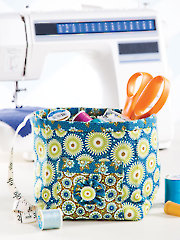 Craft Box Sewing Pattern
