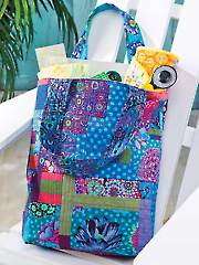 Quilt-As-You-Go Tote Pattern