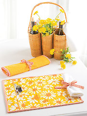 Take-Along Place Mat Pattern