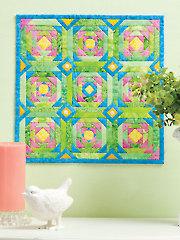 Pineapple Delight Quilt Pattern