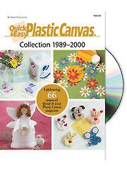 <i>Quick & Easy Plastic Canvas</i> Collection 1989-2000 DVD