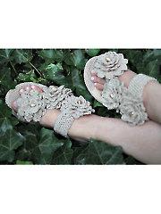 Sand Flower Sandals
