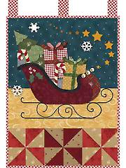 December Wall Hanging Pattern