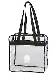 Knit Happy ICU Clear Tote